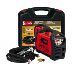 TELWIN FORCE TIG 170 DC-LIFT ΗΛΕΚΤΡΟΚΟΛΛΗΣΗ TIG INVERTER