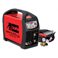 TELWIN TECHNOLOGY TIG 251 DC-HF/LIFT VRD ΗΛΕΚΤΡΟΚΟΛΛΗΣΗ TIG INVERTER