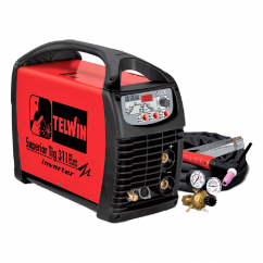 TELWIN TECHNOLOGY TIG 311 DC-HF/LIFT VRD ΗΛΕΚΤΡΟΚΟΛΛΗΣΗ TIG INVERTER