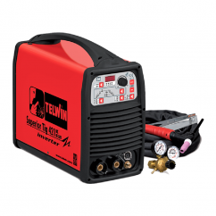 TELWIN TECHNOLOGY TIG 421 DC-HF/LIFT VRD ΗΛΕΚΤΡΟΚΟΛΛΗΣΗ TIG INVERTER